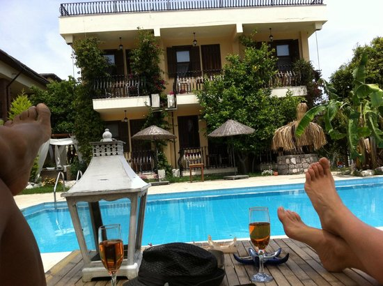 Han Boutique Hotel: By the Pool