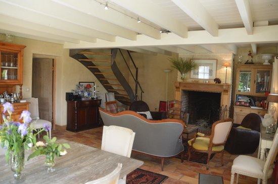 Le Prince Gourmand : Livingroom