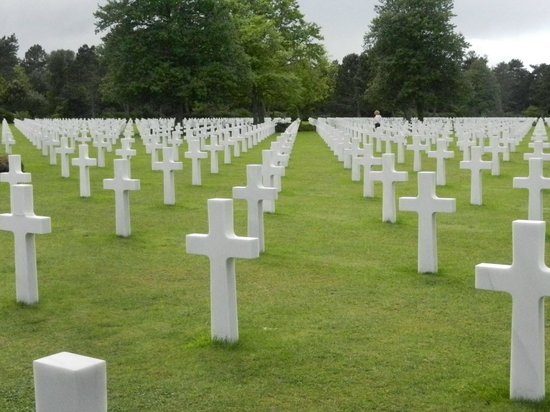 Normandy D Day Tours: American Cemetery