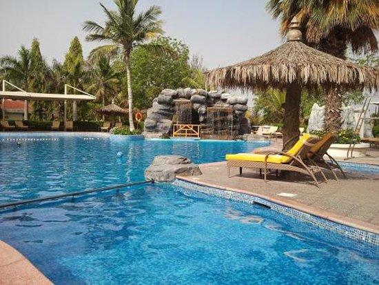 Al Nahda Resort & Spa : Pool