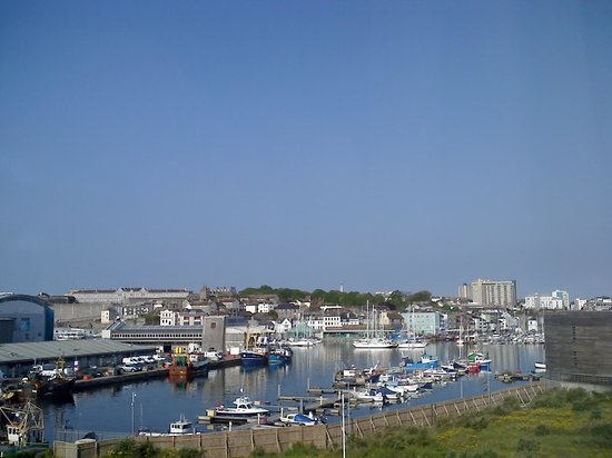 Premier Inn Plymouth City Centre (Sutton Harbour) Hotel: View from room 314
