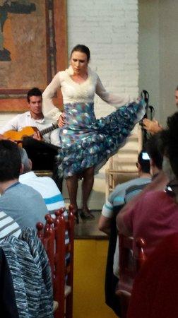 El Tablao de Carmen : Dancers were awesome!