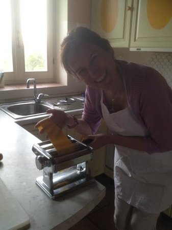 Il Vicario: learning to make pasta