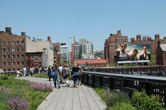 The High Line: High Line