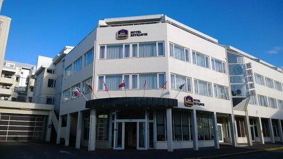 Fosshotel Raudara : Hotel