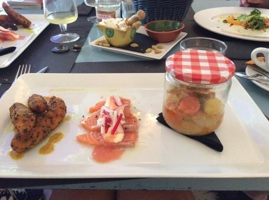 Cafe Parisien: Tapas! sehr zu empfehlen
