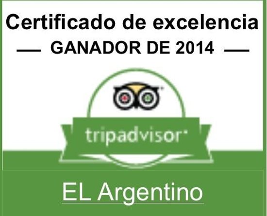 El Argentino: A pesar de todo seguimos adelante. Mil gracias