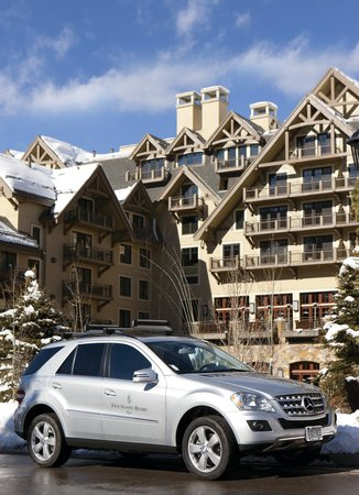 Four Seasons Resort and Residences Vail: Vail House Car