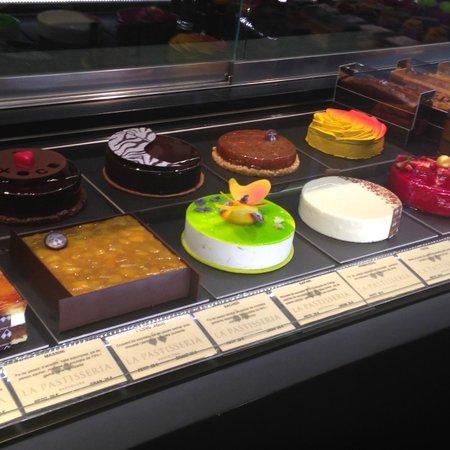 La pastisseria Barcelona: tartas