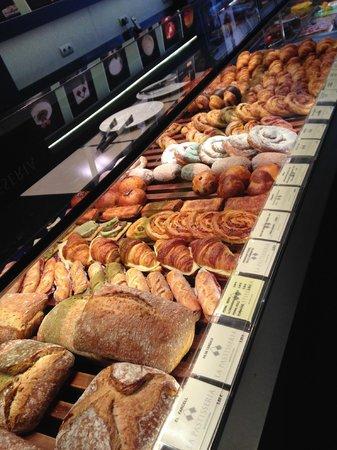 La pastisseria Barcelona: me los comería todos!