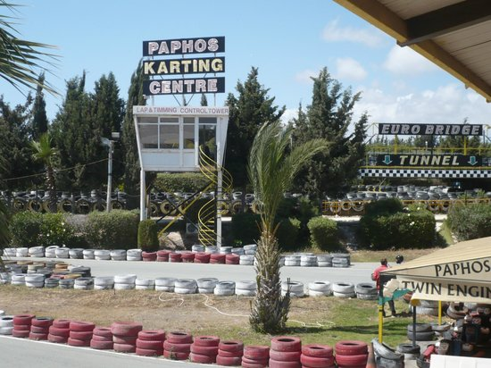 pafos kypros kart Paphos Karting Center   2018 All You Need to Know Before You Go  pafos kypros kart