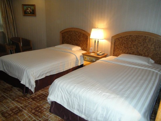 Century Plaza Hotel: Room 2 Beds