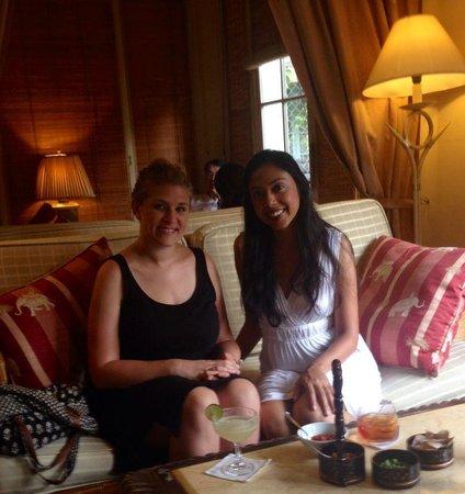 Raffles Hotel Le Royal : Happy Hour at Raffles