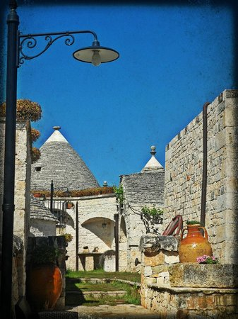 Tipico Resort in Trulli : trullo