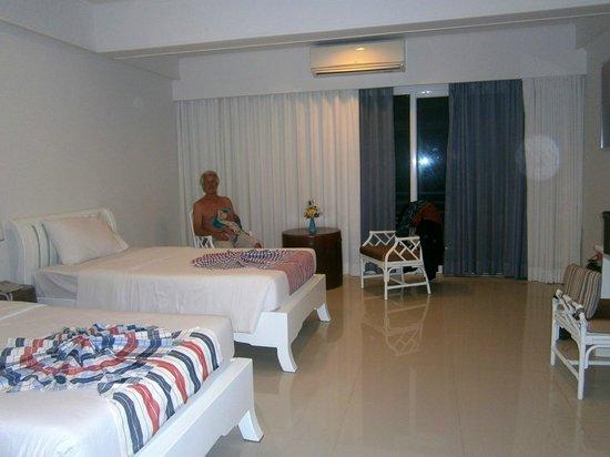 Cera Resort Chaam: notre chambre