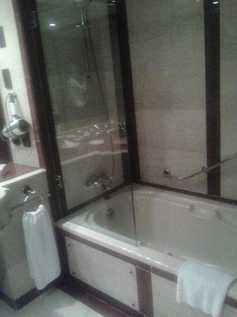 Hotel Plaza San Francisco: Banheiro/Chuveiro