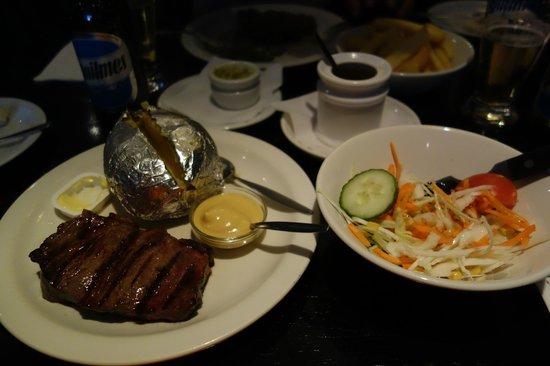 Argentinos : meu prato