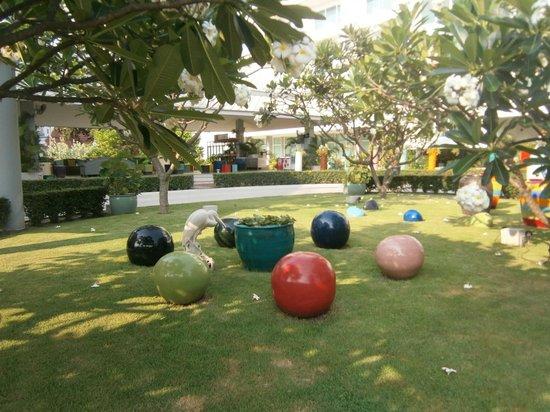 Cera Resort Chaam: à l'arrivée dans l'hotel