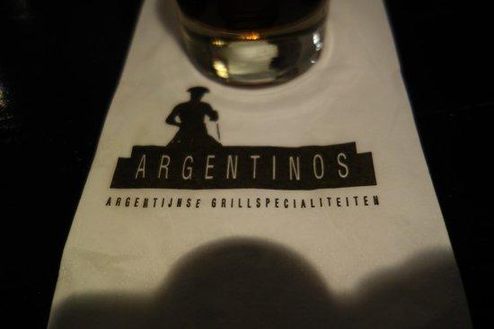 Argentinos : guardanapo