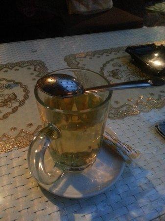 Halvat Guesthouse : bosnian tea