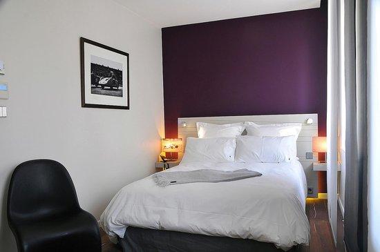 Hôtel Villa Koegui Biarritz : Chambre Classique