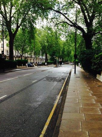 Park Grand London Hyde Park: Bom custo benefício e a 1,5 quadra de Paddington.