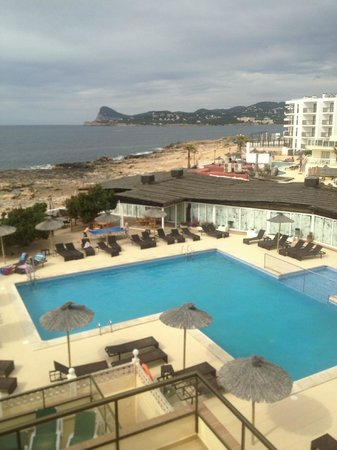 Marina Palace by Intercorp Hotel Group: Pool and sea view