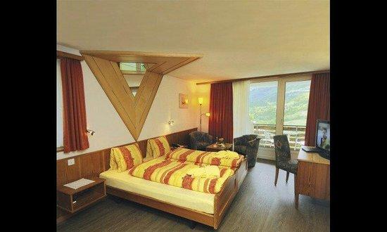 Hotel Alfa: Doppelzimmer