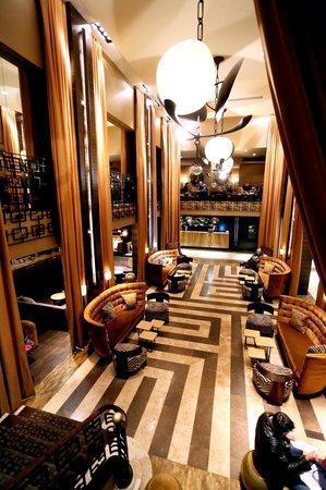 Empire Hotel: Lobbyen