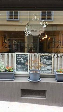 au bouchon breton dinard restaurant reviews phone number photos tripadvisor. Black Bedroom Furniture Sets. Home Design Ideas