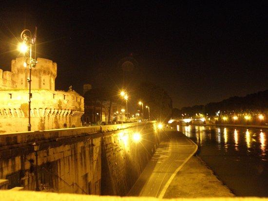 Rome Armony Suites: Castel Sant´Angelo