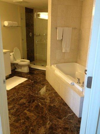 Hilton Fort Lauderdale Beach Resort: That a bathroom