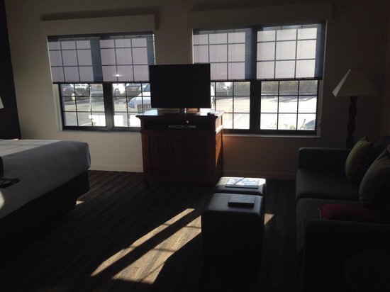 HYATT house Parsippany-East: Queen studio