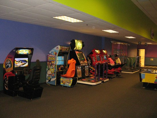 Kids Quest: Arcade Area (Games are always free to play!)