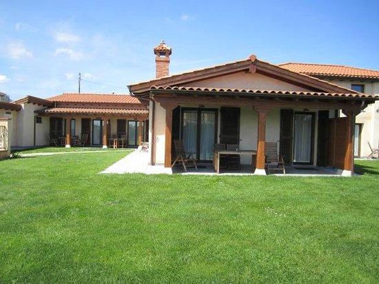 Casona de Llanorrozo: Vista Casa