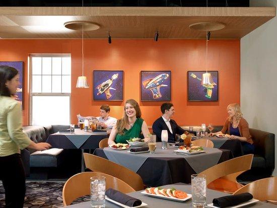 Moonrise Hotel : Eclipse Restaurant