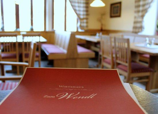 Zur Post Bayerischer Wald: Wirtshaus Zum Wendl