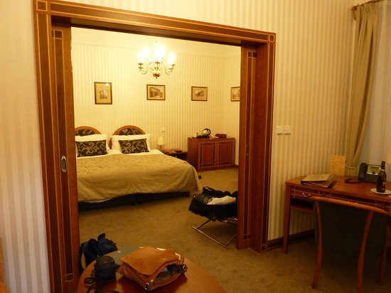 Hotel Pod Vezi : Comfortable suite