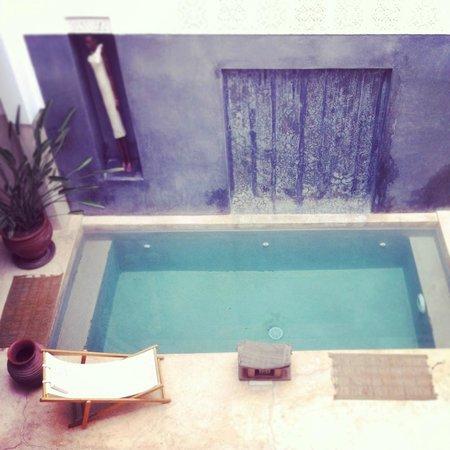 Riad Dar Massai: Plunge Pool