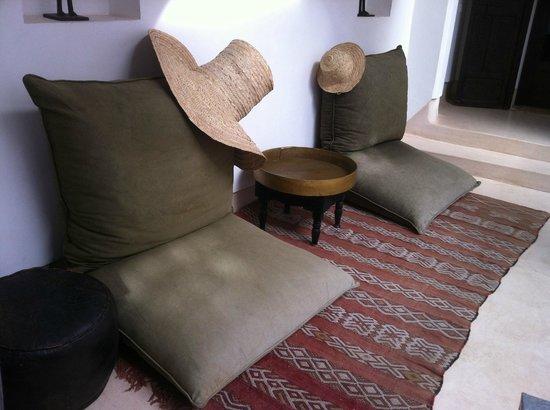 Riad Dar Massai: Hallway