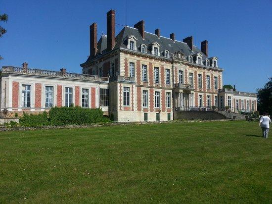 Chateau de Marechal de Saxe : chateaux du maréchal de saxe
