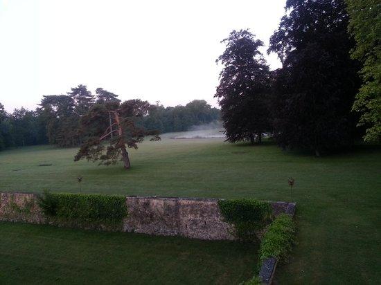 Chateau de Marechal de Saxe : tot dans la matinée