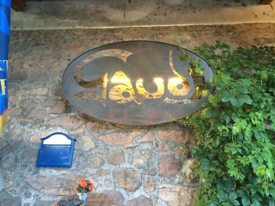 Pizzeria Biergarten Gaudi: Cenetta with Family...