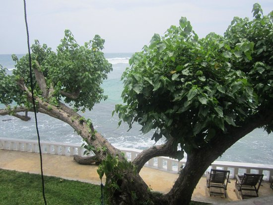 Sun'n'Sea Hotel: The beach!!!
