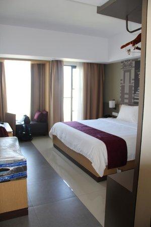 Hotel Horison Seminyak: стандартный номер