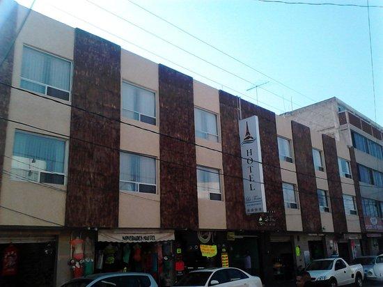 Hotel La Torre San Francisco: la mejor ubicación