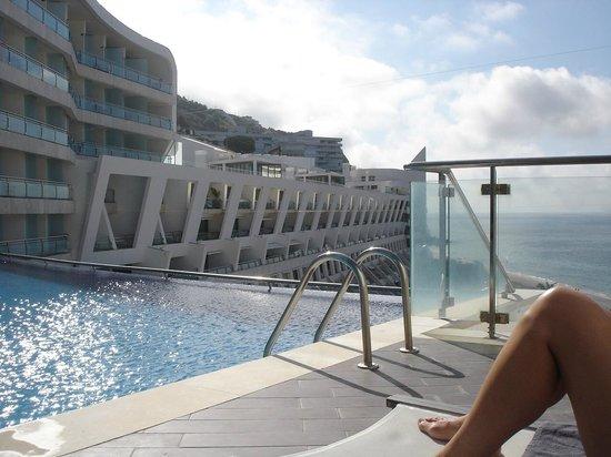 Sesimbra Hotel & Spa: Piscina