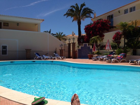 Vila Castelo Tradicional: Pool