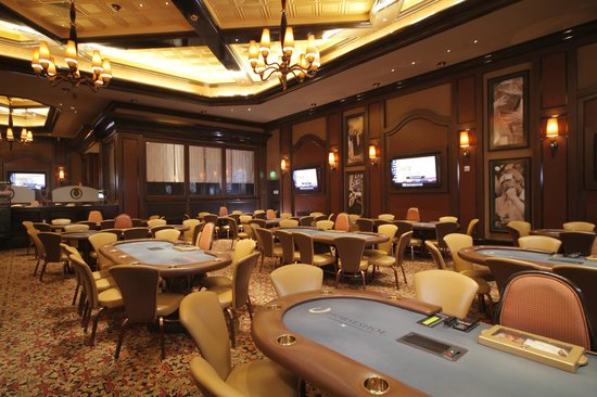 Horseshoe Hammond Casino: The poker room at Horseshoe is the best in Chicagoland.