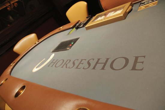 Horseshoe Hammond Casino: Horseshoe is a poker lover's paradise.